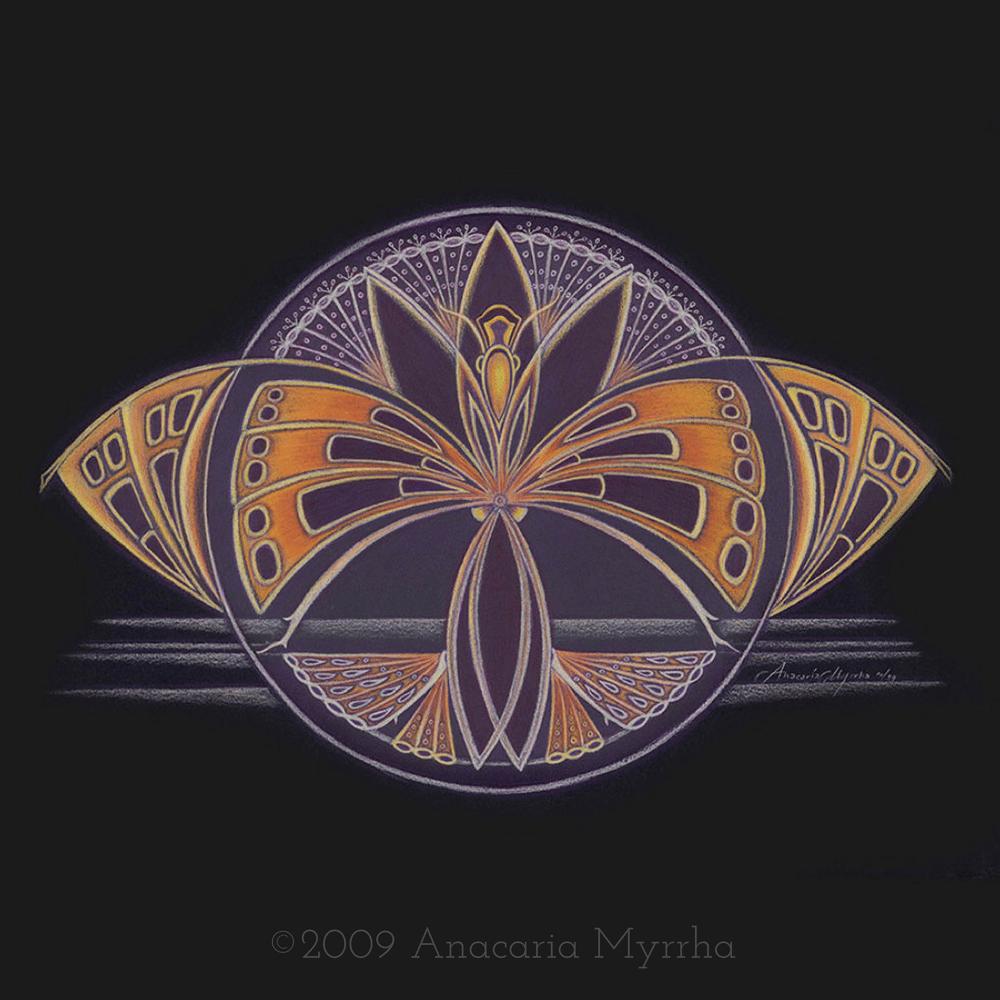 The Ant Queen ~ © 2009 Anacaria Myrrha